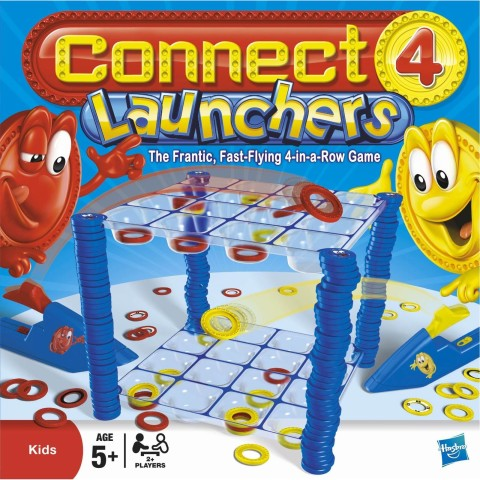 "Hasbro ""Connect4 Launchers"""
