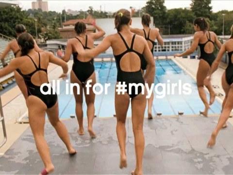 """Adidas """"#mygirls"""""""