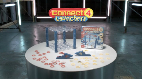 "Hasbro ""Connect4 Launchers"""