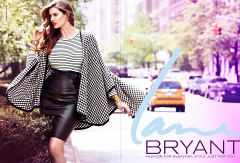 "Lane Bryant ""Behind the Scenes"""