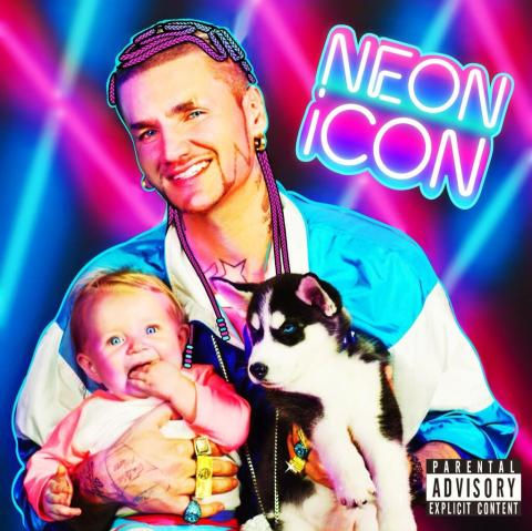 "MySpace ""Neon Icon"""