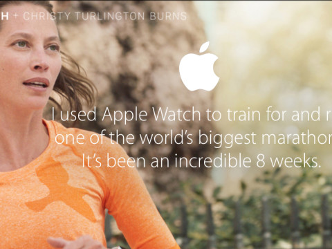 "Apple Watch + Christy Turlington Burns – ""London"""