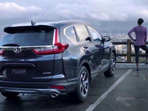 "Honda CRV – ""Be That"""